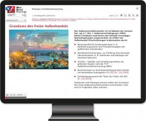 Embargos und Sanktionslistenprüfung